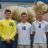 Four Bulldog soccer players selected for all-star matches