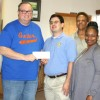 Rotary Club completes pledge to city