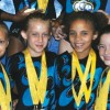 Gymnasts bring home the gold
