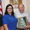 TCSO awarded for loss control