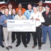 $5,000 donation to fund 'much-needed' radio upgrades for Taylor firefighters