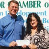 $5,000 grant awarded to TDC