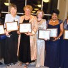 Rollings honored as 'Woman of Distinction' at Girl Scouts gala
