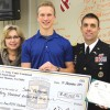 Scholarship gives Patterson, family 40,000 reasons to smile