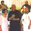 Bellamy, Simmons honored for community contributions