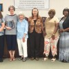 Retirees have combined service of 244 years